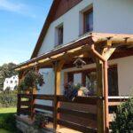 Chalupa u Lešků - veranda