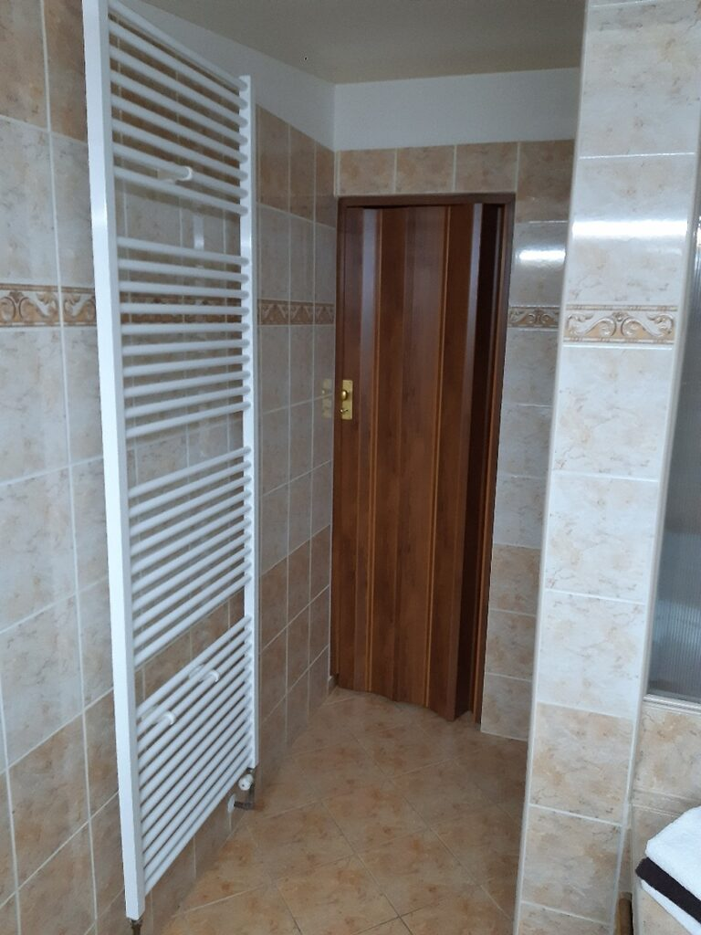 Chalupa u Lešků - koupelna přízemí