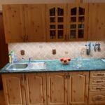 Chalupa u Lešků - kuchyně