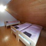 Chalupa u Lešků - pokoj 3